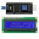 New SainSmart IIC/I2C/TWI 1602 Serien-LCD-Modul-Anzeige für Arduino UNO R3 MEGA