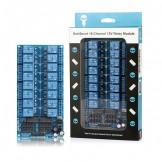 SainSmart 16-Kanal 12V Relais für PIC-ARM AVR DSP Arduino MSP430 TTL Logic