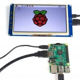 SainSmart 7 inch TFT LCD 800*480 Touch Screen Display for Raspberry Pi B+/Pi2