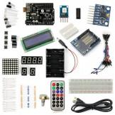 SainSmart UNO R3+MPU6050 Sensor Starter Kit With Basic Arduino Projects