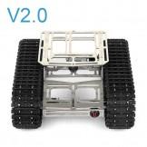 SainSmart ALL Metal Robot Tracks Development Platform FPV for Arduino UNO MEGA2560 V2.0