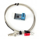 SainSmart MAX6675 Module + K Type Thermocouple Thermocouple Sensor Temperature 0~1024℃ for Arduino