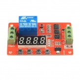 SainSmart Relay Cycle Timer Module - Programmable with Customized Settings (5V)