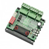CNC Router Kit, 4x1-axis TB6560 Stepper Motor Driver,1x Breakout Board, 4x Nema23 270 Oz-in Motor, 1x Power Supply