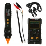 PEAKMETER MS6816 RJ45 RJ11 Network Cable Wire Tracker Telephone Line Tester CAT5