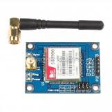 SIM900 GPRS/GSM Board Quad-Band Module Kit for Arduino High Quality New