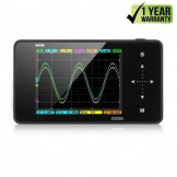 2015 New SainSmart DSO202 Note II DS202 Mini Touch Portable 2-Ch Oscilloscope