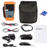 """ST893 3.5"""" Inch LCD CCTV Tester Camera Video Audio PTZ RS485 UTP Cable"""