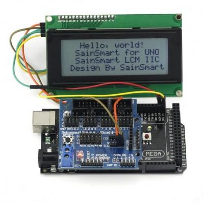 Arduino Mega 2560 Datasheet - RobotShop