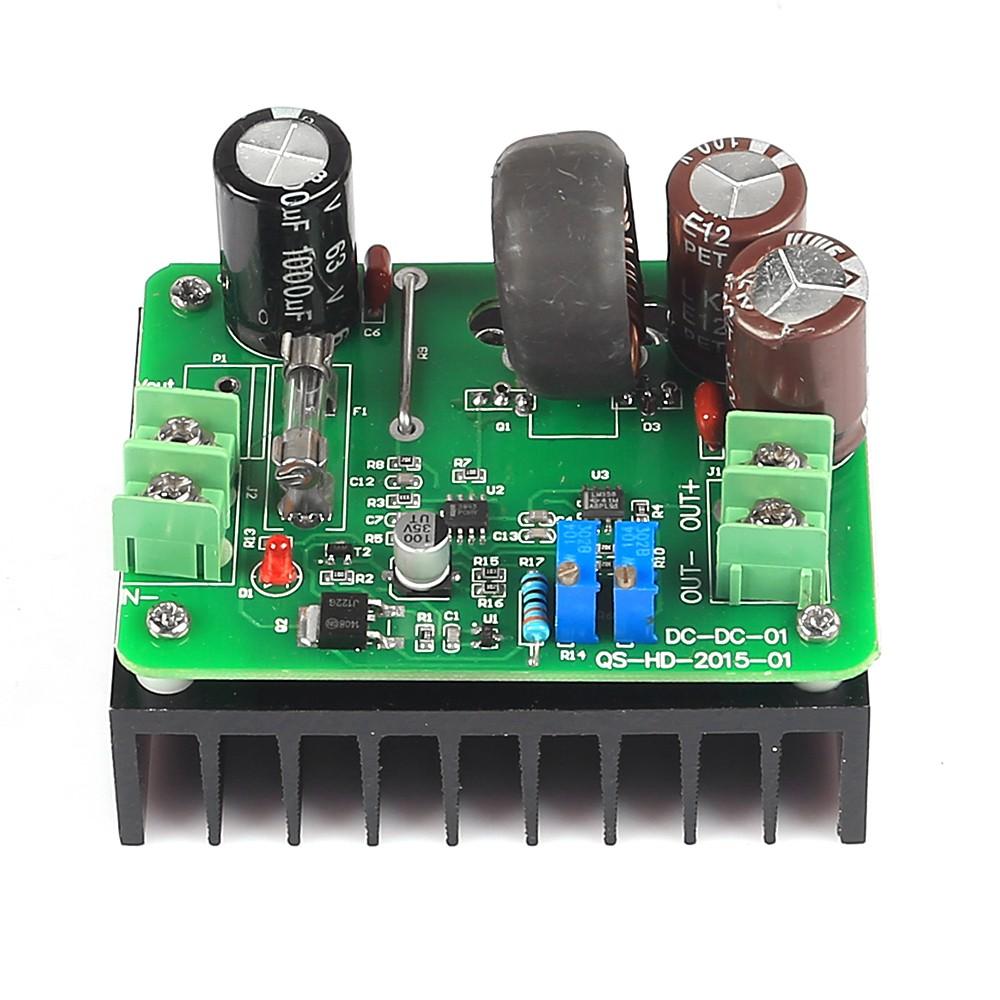 Sainsmart boost dc dc converter power supply step up for Power supply for 24v dc motor