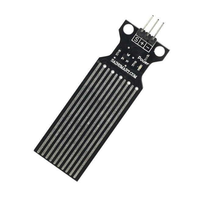 Sainsmart water sensor free cables d printing arduino