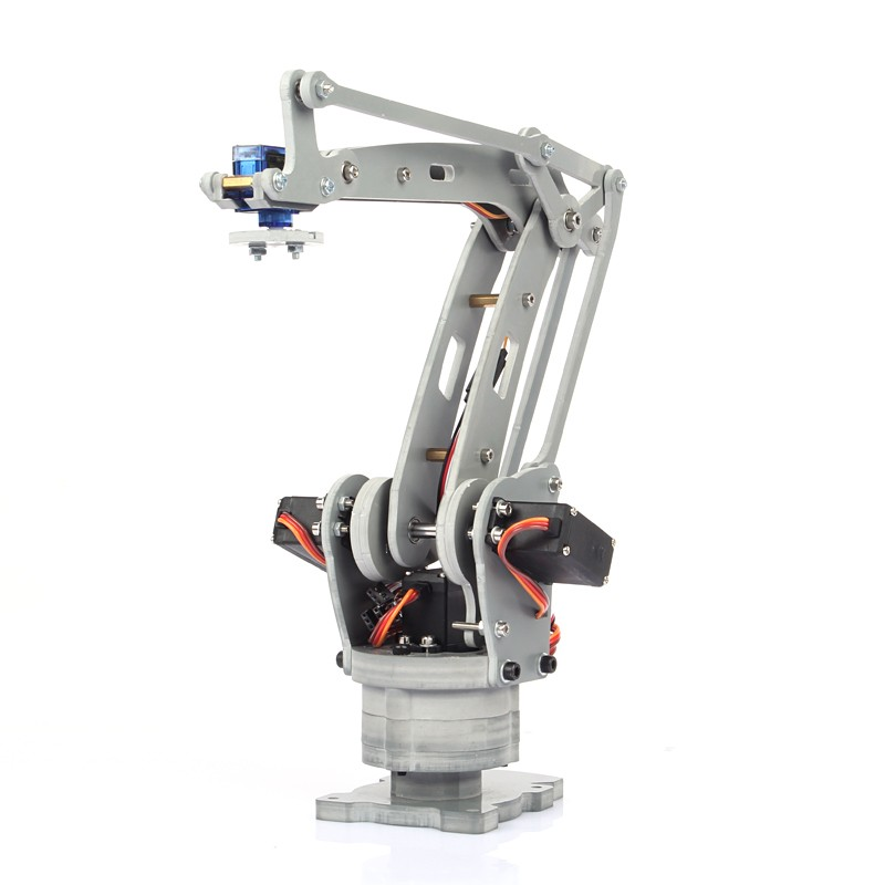 Images of Real Robotic Arm - #rock-cafe