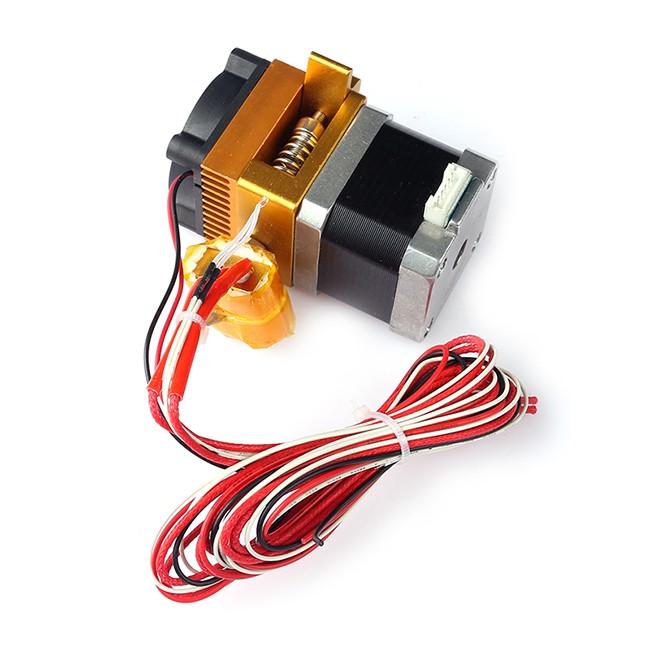 Nozzle extruder print head for 3d printer reprap ntc 3d for Print head stepper motor