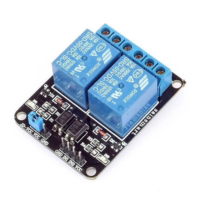 Resultado de imagen para relay arduino
