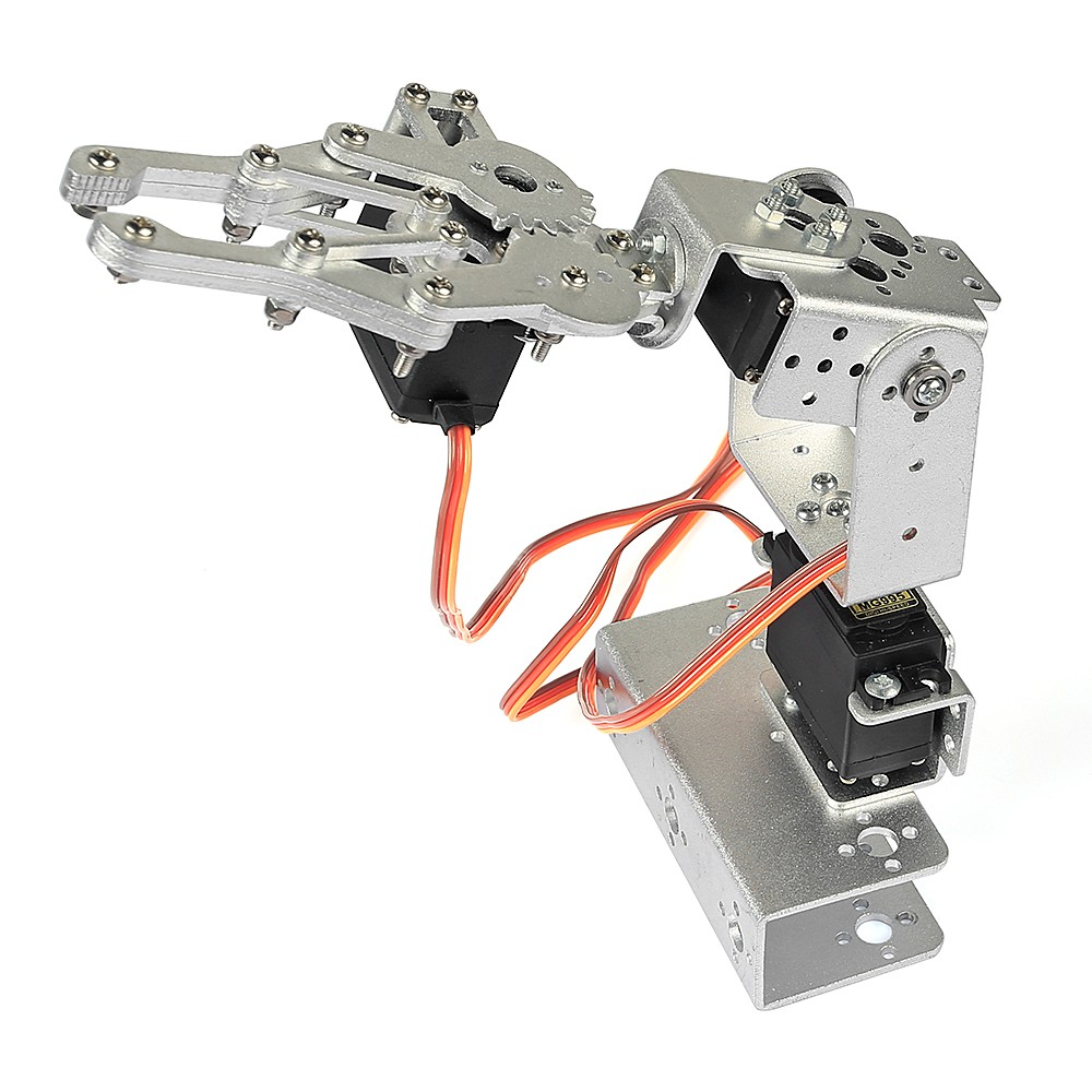 robotics how to create a swiveling arm