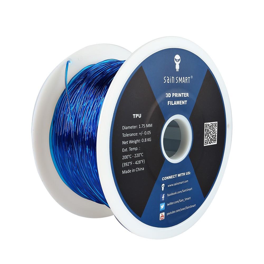 SainSmart 1.75mm 1kg/2.2lb Flexible(TPU) Series Filament