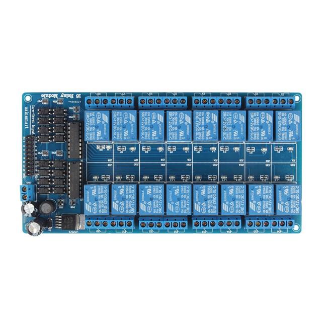 16-Channel 12-bit PWM/Servo Shield - I2C Interface by
