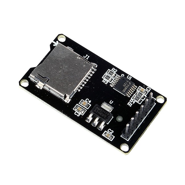 Sainsmart micro sd storage board spi for arduino d