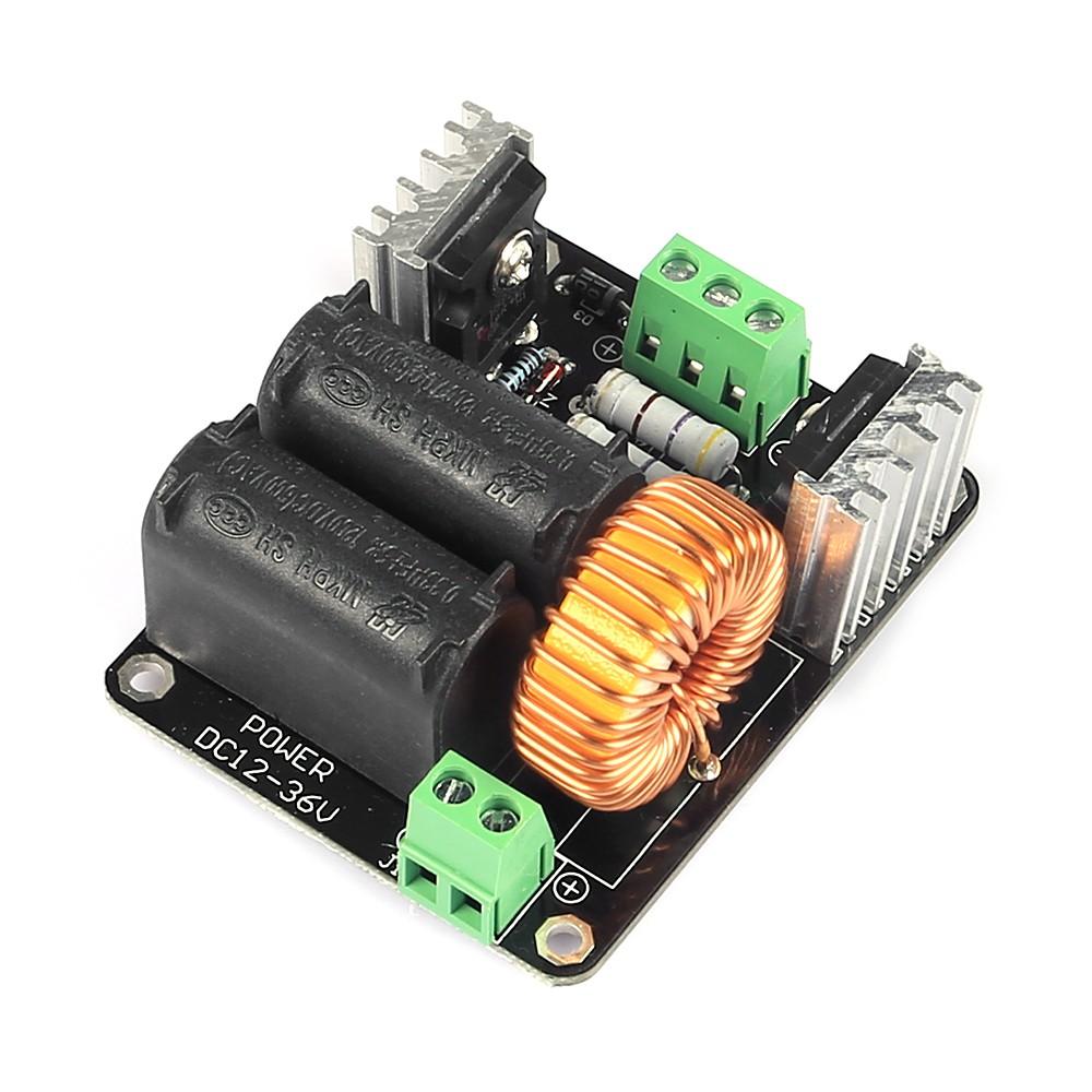 Ignition Coil Input Voltage: SainSmart ZVS Zero Voltage Switching Tesla Coil Flyback