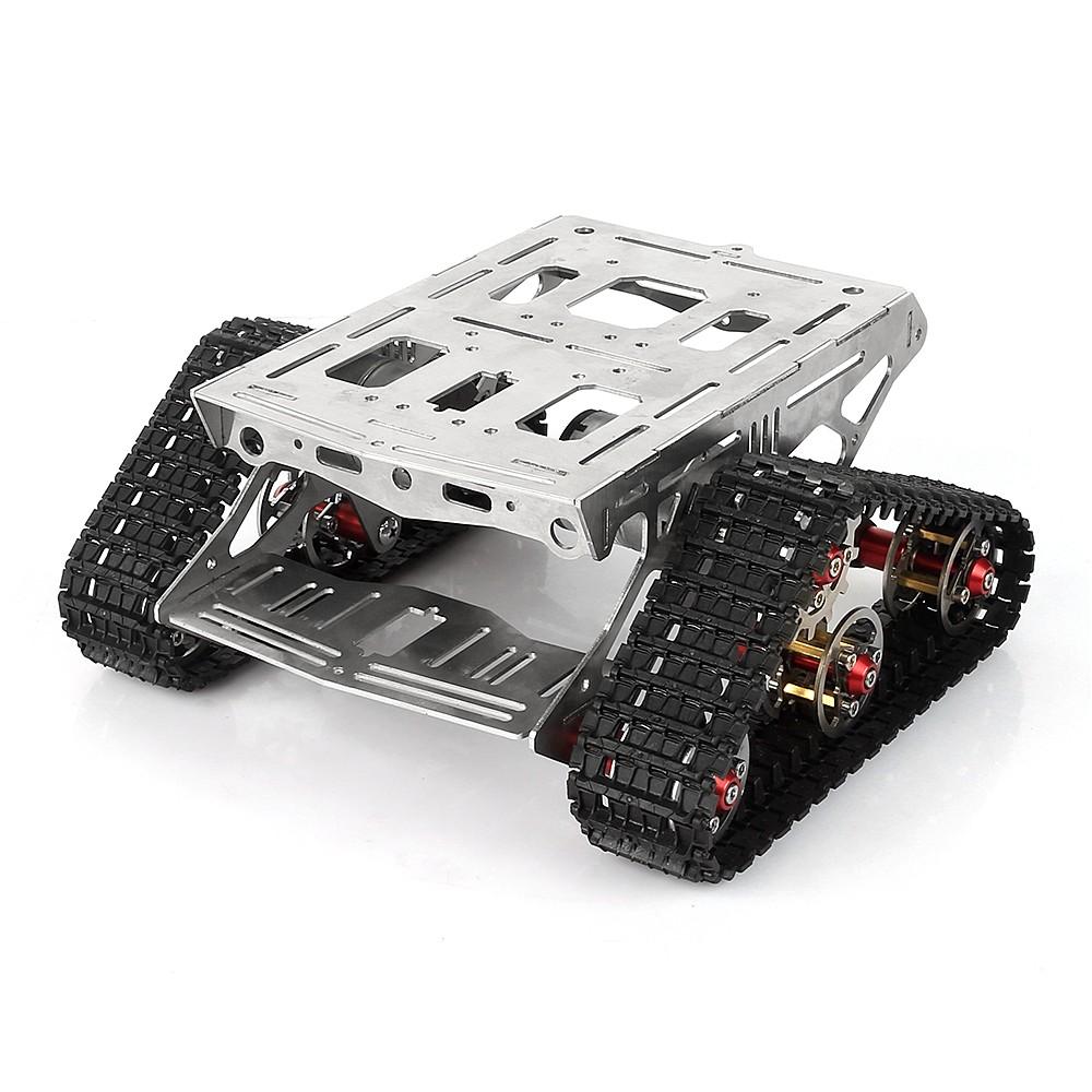 Sainsmart all metal robot tracks development platform fpv