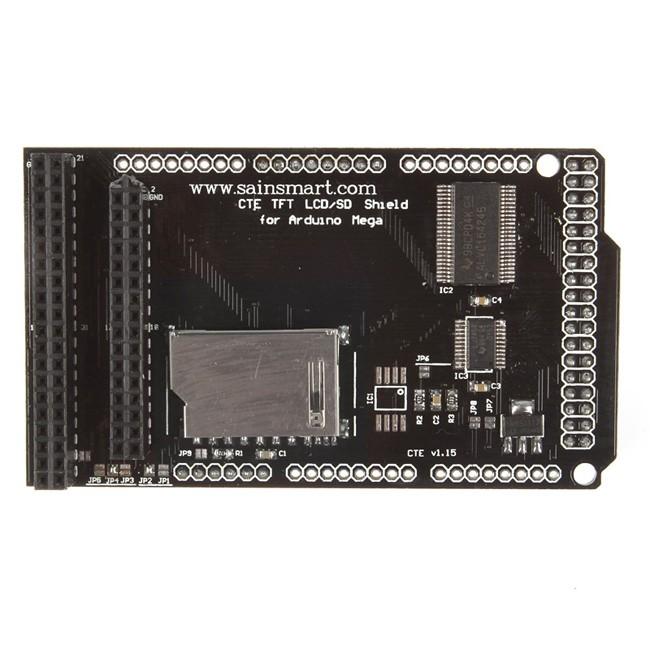 Sainsmart quot inch tft lcd shield for arduino mega r