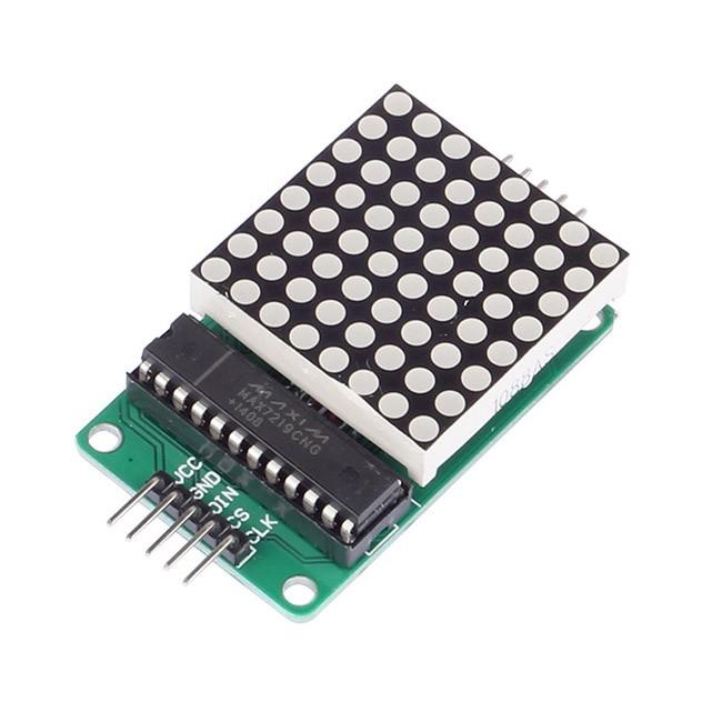 Max dot matrix module d printing arduino robotics