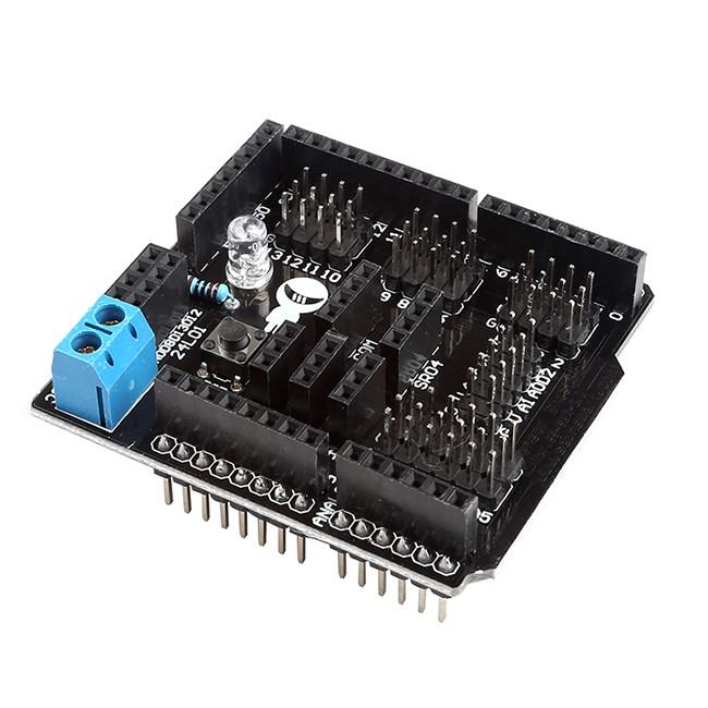 Sainsmart ss sbr sensor shield d printing arduino