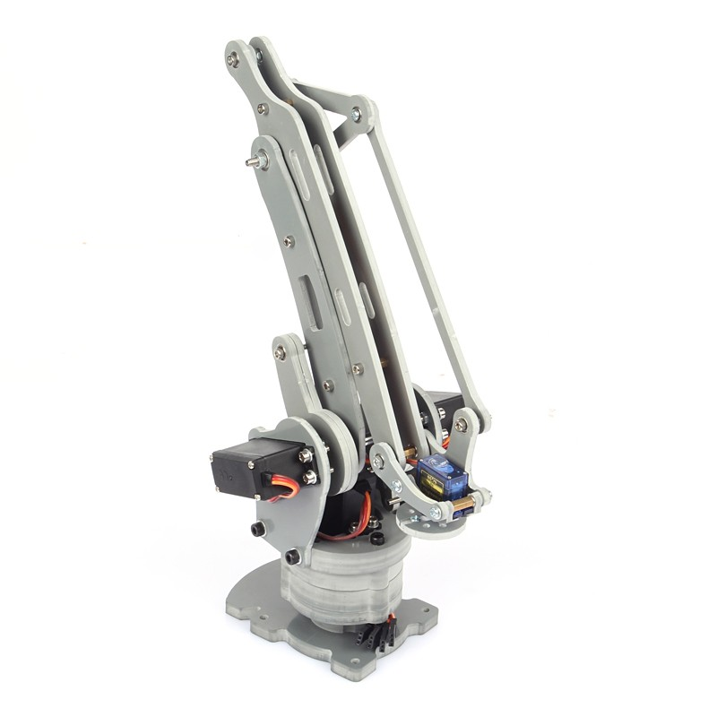 3d Robot Arm – Jerusalem House