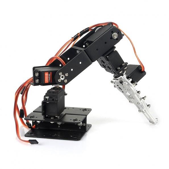 Robotic Palletizing Arms : Sainsmart axis control palletizing robot arm model diy w