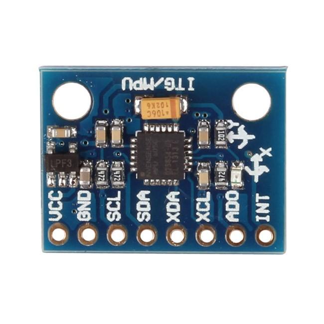 SainSmart MPU6050 Module 3 Axis Gyroscope+Acce lerometer ...