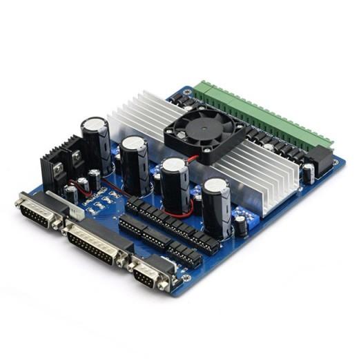 Sainsmart cnc tb6560 4 axis 3 5a stepper motor driver 4 axis stepper motor controller