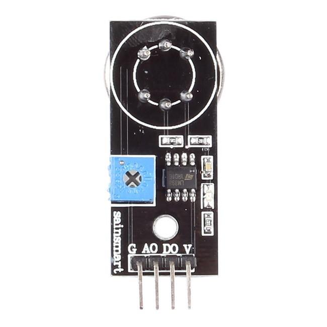 Sainsmart mq smoke gas detector sensor module for