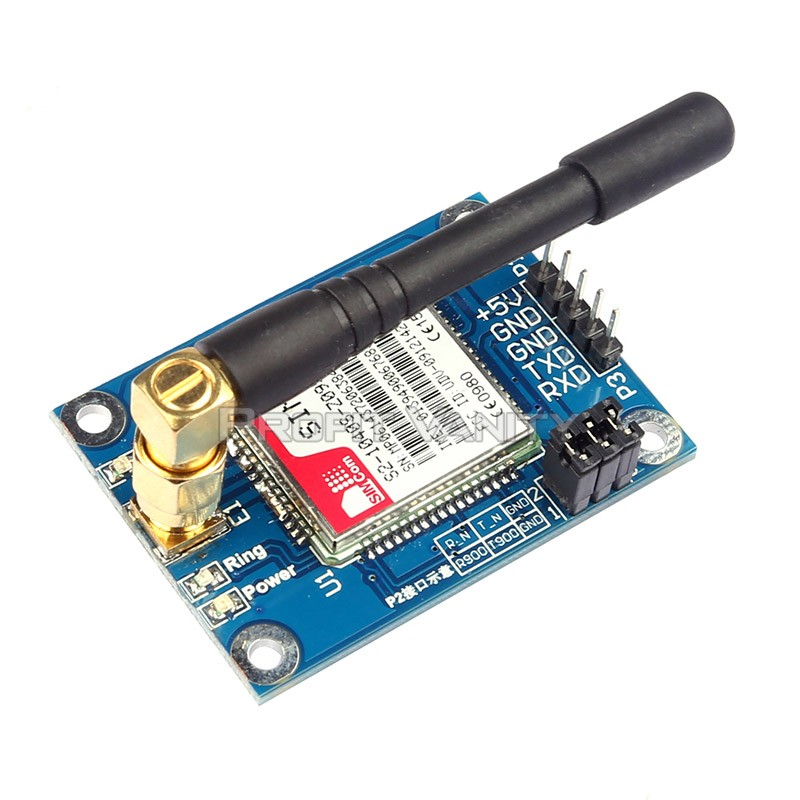Sim gprs gsm board quad band module kit for arduino