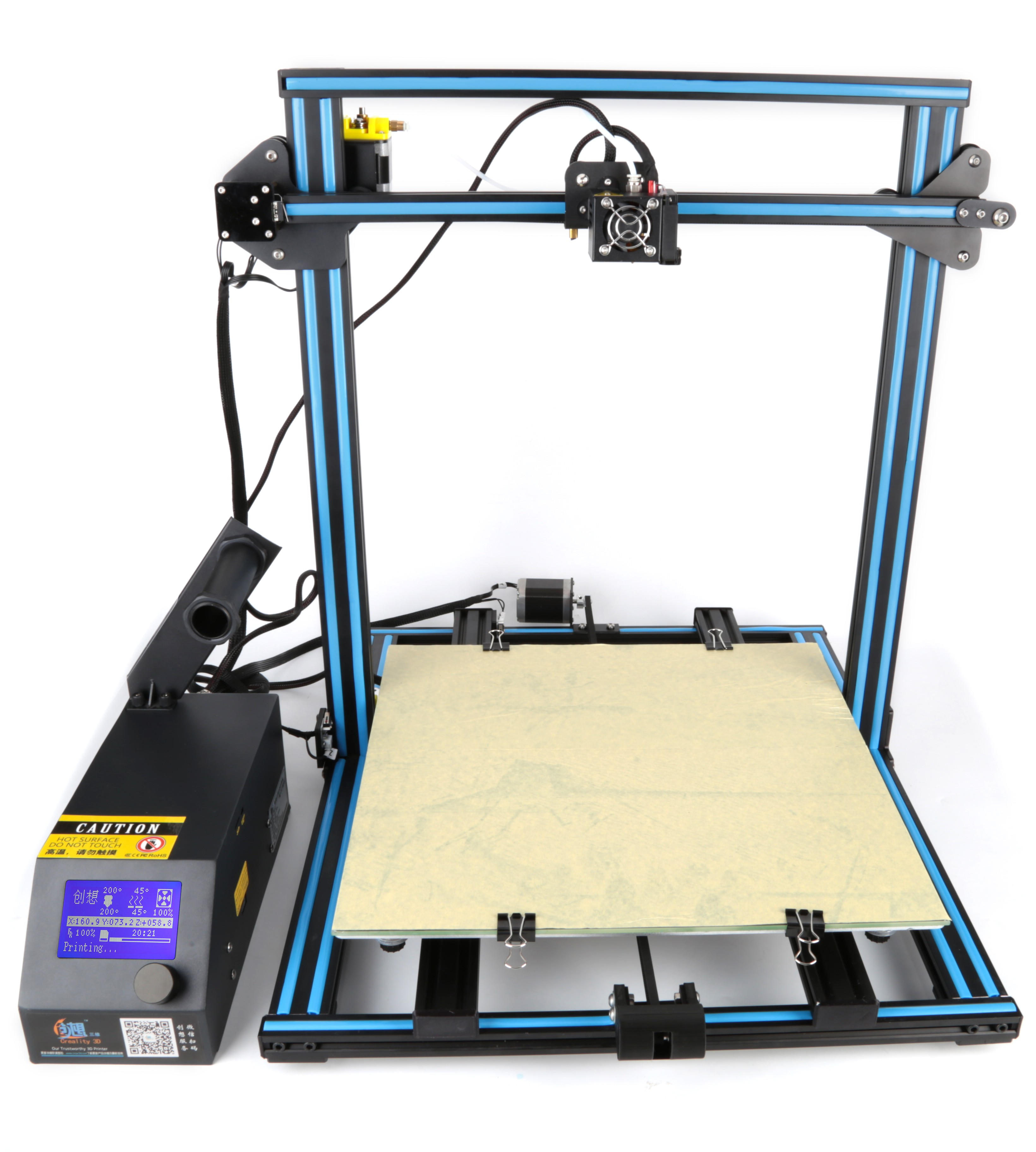 SainSmart CR-10S 3D Printer, High Precision Large Size