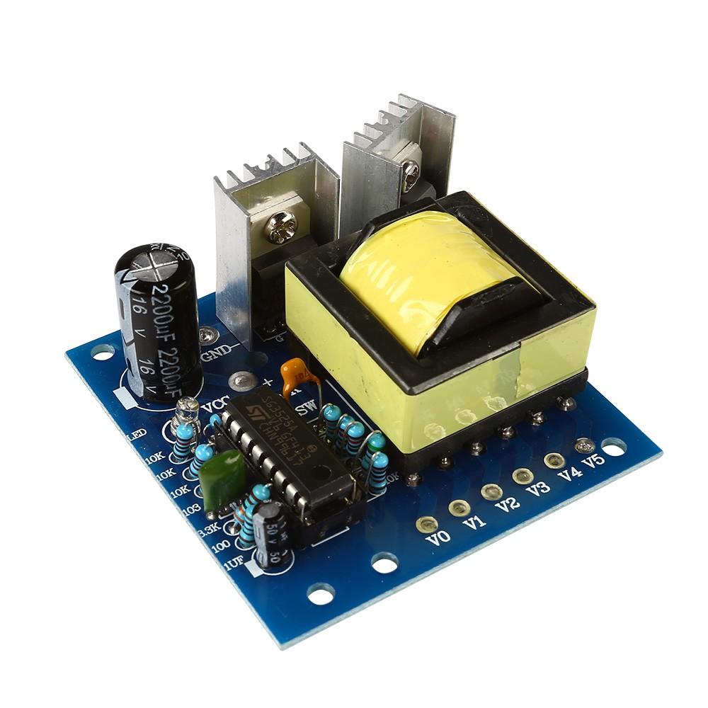 Sainsmart 150w Mini Type Inverter Dc Ac Battery Dc 12v