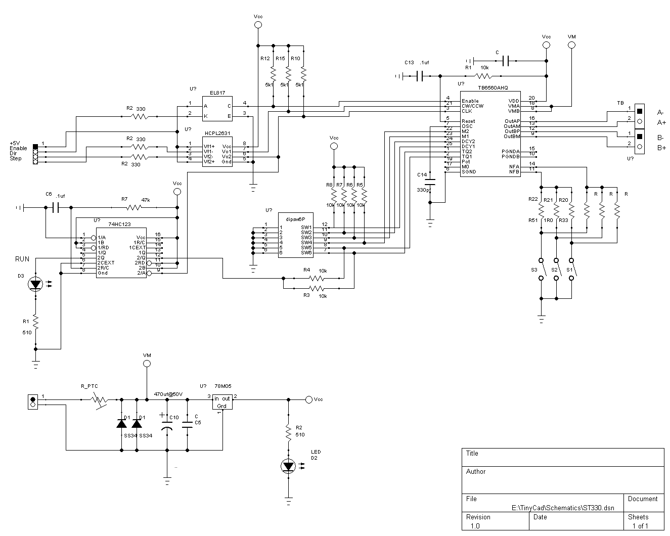 tb6560 wiring diagram single axis tb6560 discover your wiring cnc router single 1 axis tb6560 35a stepper stepping motor driver