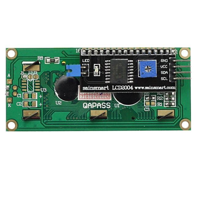 Sainsmart Iic I2c Twi 1602 Serial Lcd Module Display For