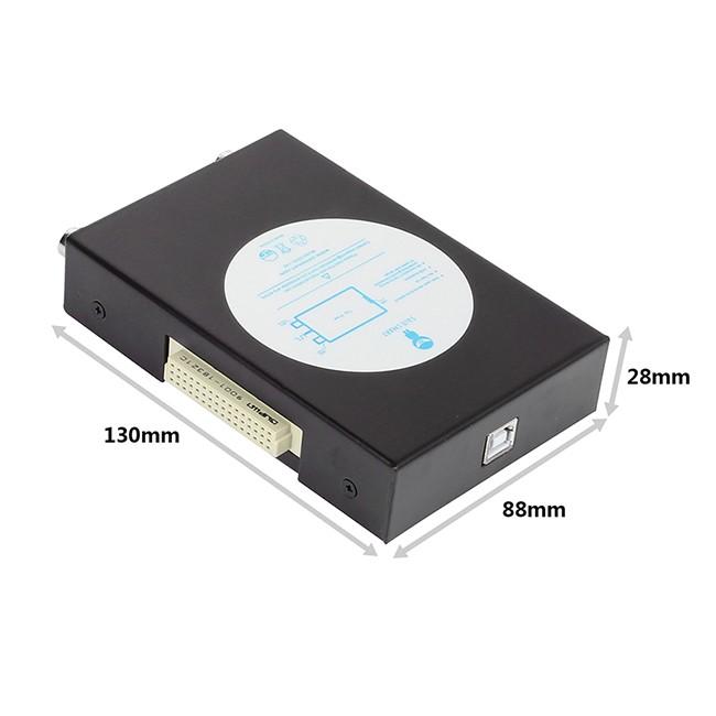 Sainsmart Dds140 Pc Based Black Usb Oscilloscope Digital